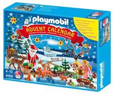 Playmobil - Navidad calendario animales (626658): Amazon.es: Juguetes y juegos