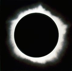 Solar Eclipse by Robert Longo