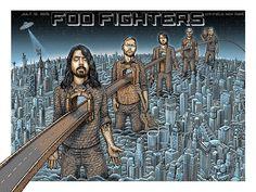 Foo Fighters - Emek - 2015 ----