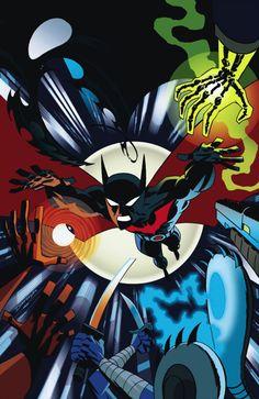 Batman Beyond by Darwyn Cooke