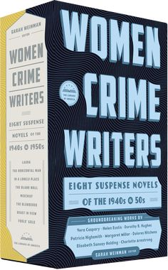 I started with the 1950s volume, and especially love the companion website: http://womencrime.loa.org/