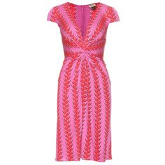 I loved this Issa dress because it has one of my favorite color combos: pink and red. And I got it on sale for almost half off!: