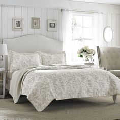 Found it at Joss & Main - Ainsley Reversible Quilt Set by Laura Ashley