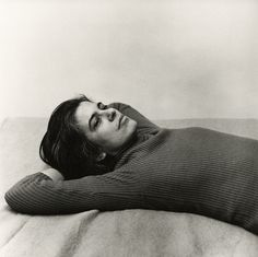 """Susan Sontag, 1975"" (1975) (© The Peter Hujar Archive LLC)"