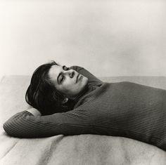 """Susan Sontag, 1975"" (1975) (© The Peter Hujar Archive LLC)"