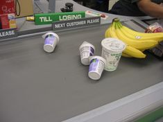Supermarket checkouts [2005] : Nigel Shafran