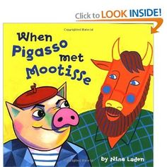 Cute book for intro to Picasso and Matisse