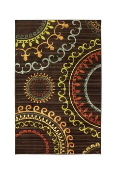 New Suzani Panel Rug - Multi by Affordable Rugs For Any Space on @HauteLook