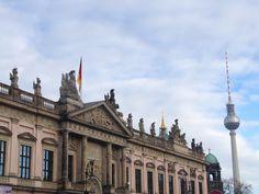Historische Museum und Fernsehturm