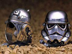 Epic Star Wars Rings - Spicytec