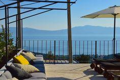 Holiday home Calliope w/heated pool & sea view - Houses for Rent in Zaostrog, Split-Dalmatia County, Croatia