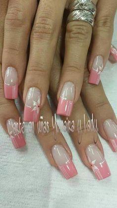 Semi-permanent varnish, false nails, patches: which manicure to choose? - My Nails Fabulous Nails, Gorgeous Nails, Fancy Nails, Trendy Nails, Hot Nails, Pink Nails, Nagel Hacks, Nagellack Design, Super Nails