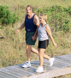 Walking is a great alternative to a gym, especially if you are just starting a fitness routine.