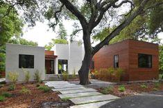 15 Creative Ideas About Modern Front Yard Design
