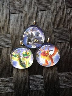 How To Train Your Dragon / HTTYD2 / by BlueRainbowDesigns on Etsy