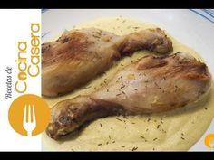 Pollo a la Mostaza | Recetas de Cocina Casera - Recetas fáciles y sencillas
