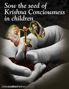 Quotes by Srila Prabhupada on Children