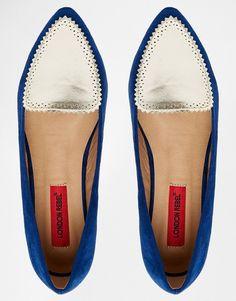Image 3 ofLondon Rebel Always Point Slipper Shoes