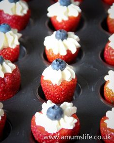 street party food ideas - love it!