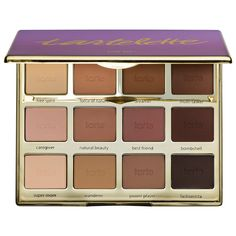 Mother's Day Gift Inspiration: Tartelette Amazonian Clay Matte Eyeshadow Palette - tarte #sephora #mothersday #gifts #giftideas