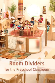 Combine Roomscapes modular panels and shelves to create room dividers, define spaces, and establish boundaries, all without tools. Tap through to explore. Classroom Layout, Classroom Setting, Preschool Classroom, Classroom Ideas, Classroom Environment, Soothing Colors, School Building, Room Dividers, Reggio Emilia