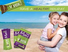 Have a healthy holiday!Don't forget to pack your vivex products for the familyOur vivex bars and shakes are perfect for on the go healthy snacks and our whey protein and probiotic sweetners for mom are a must-to keep those energy levels up when you need themKeeping the whole family healthy and happy!#vivex #family #holidayseason #holiday #shakes #probiotics #healthykidfood #healthylifestyle #healthymindset #healthymoms #easy #sweetners #whey #energy #happy #happykids