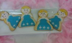 Galletas de Frozen Pedidos: tatisbakering@hotmail.com