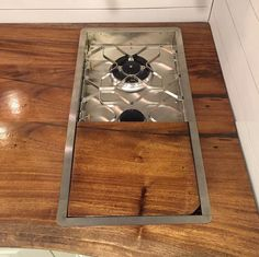 Burner covers will increase valuable counter space.