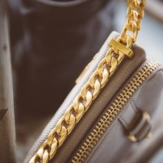 Excellence is in the details. Rebecca Minkoff Mac, Fashion Bags, Handbags, Detail, Instagram Posts, Gold, Style, Bags, Swag