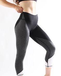 Adapt Capri Leggings | Workout Leggings | FitGal Activewear Athletic Body, Intense Workout, Legs Day, Going To The Gym, Capri Leggings, Pattern Blocks, Workout Leggings, Activewear, Looks Great