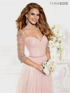 light pink semi formal dresses 2016 » DreaMyDress
