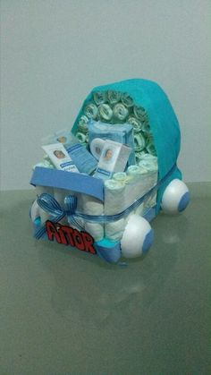 Ideas con pañales Baby Shower, Children, Cake, Desserts, Ideas, Food, Crafts, Pie Cake, Boys