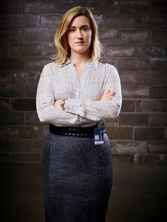 Ashley Johnson Is Patterson