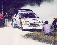 Gruppe B Peugeot 205 T16