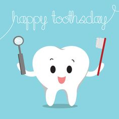 Everyday is #Toothday at www.MyAustinPediatricDentist.com Come celebrate clean teeth with us! #BestAustinPediatricDentist