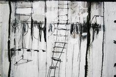Contemporary paint laurazini