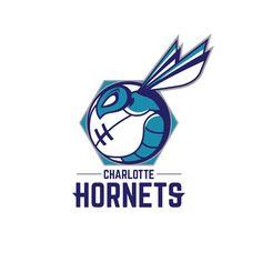 NBA Logo Redesign - Charlotte Hornets on Behance
