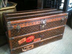 Louis vuitton vintage....Albrissi ,London