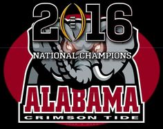 1-11-16 Alabama beats Clemson 45-40. i had to check scoring updates throughout our Merry Widow Piano Dress Rehearsal. 2016 National Championship