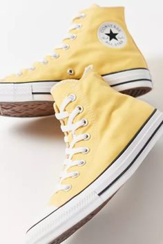 Women's Clothing | Urban Outfitters Green Converse, Outfits With Converse, Converse Shoes, Pink High Top Converse, Women's Shoes, Converse Chuck Taylor All Star, Converse All Star, Chuck Taylor Sneakers, Converse Outfits