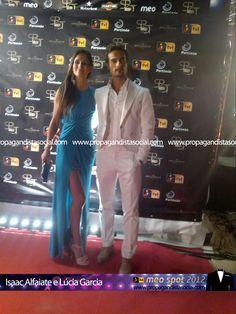 Isaac Alfaiate e Lúcia. Todas as fotos em: http://propagandistasocial.com/festaveraotvi2012