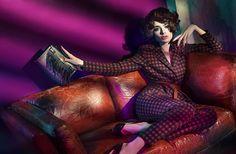 LOUNGE on Behance High Fashion Photography, Glamour Photography, Creative Photography, Editorial Photography, Old Man Film, Fashion Shoot, Editorial Fashion, Car Editorial, Cool Poses