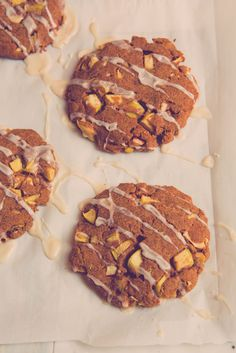 21 Day Sugar Detox Apple Pie Breakfast Cookies! (Grain/Egg/ Gluten Free)