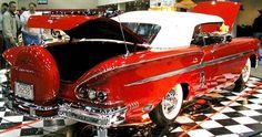 Cool Cars '58 Chevy Impala con ~ Aurora Bola Photo Blog - Cool Cars Photo http://danielhotcollection.blogspot.com/