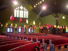 Art Installation for Pentecost