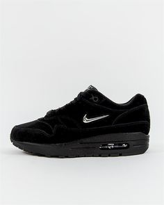 Nike Wmns Air Max 1 Premium SC - Black - AA0512-001 - Footish: If you´re into sneakers