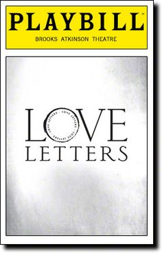 Love Letters with Mia Farrow and Brian Dennehy on September 20, 2014.