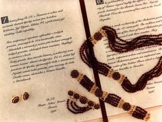 Queen Elizabeth II's garnet parure, gift from the Czech Republic. In 1996, during her State visit to the Czech Republic, Queen Elizabeth II received as gift from the Municipality of Brno a very nice garnet and gold parure, comprising a necklace, a bracelet, a brooch and a pair of earrings. Unfortunately, the Queen has never worn this parure publicly. She has only worn the brooch once, for a divine service at Sandringham on 1st January, 2006.