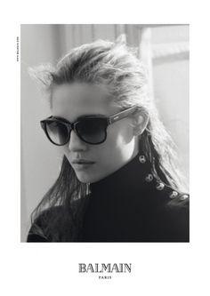 Balmain Eyewear Inverno 2012.13   #mido