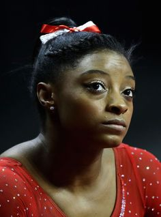 Reminder From Simone Biles: Athletes Come In All Shapes & Sizes #refinery29